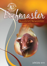 Beefmaster SA July 2010 Newsletter