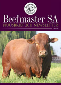 Beefmaster SA July 2011 Newsletter
